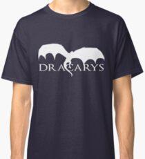 Dracarys (White Version) Classic T-Shirt