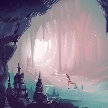Cave by Kyuupeach