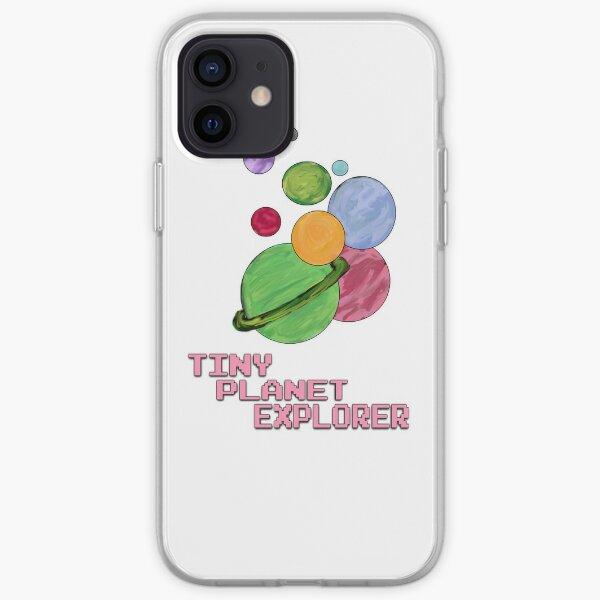Tiny Planet Explorer iPhone Soft Case