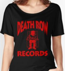 WELCOME TO DEATH ROW Women's Relaxed Fit T-Shirt