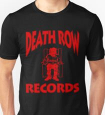 WELCOME TO DEATH ROW T-Shirt