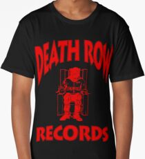 WELCOME TO DEATH ROW Long T-Shirt