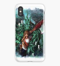 Paladins à la Princess Mononoke iPhone Case