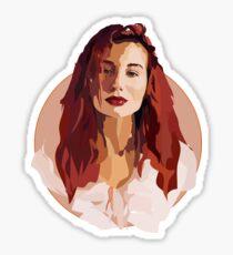 Tori Sticker