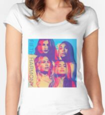 Fifth Harmony 5H3  Women's Fitted Scoop T-Shirt