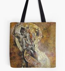 The (Millennial) Kiss Tote Bag