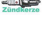 German Zündkerze by bulldawgdude