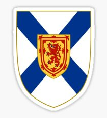 Nova Scotia, Canada Sticker