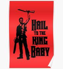Evil Dead - Hail Poster