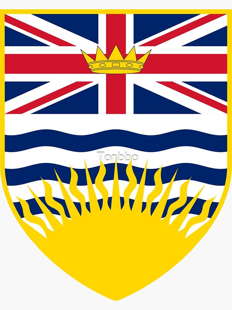 Columbia británica, canadá de Tonbbo