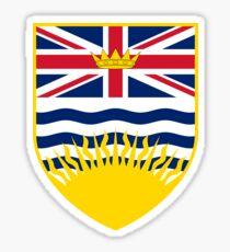 British Columbia, Canada Sticker