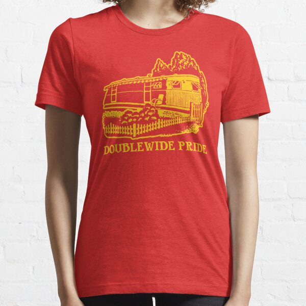 Doublewide Pride Essential T-Shirt