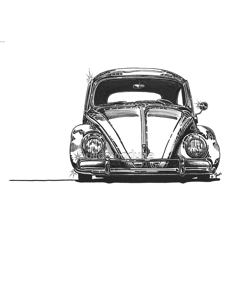 Slammed Beetle by bulldawgdude