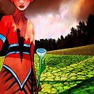 Woman of the Fields by rosepepper