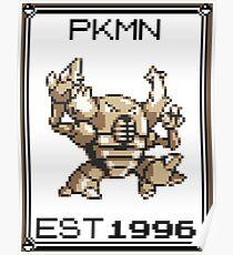 OG Pokemon - Pinsir Poster