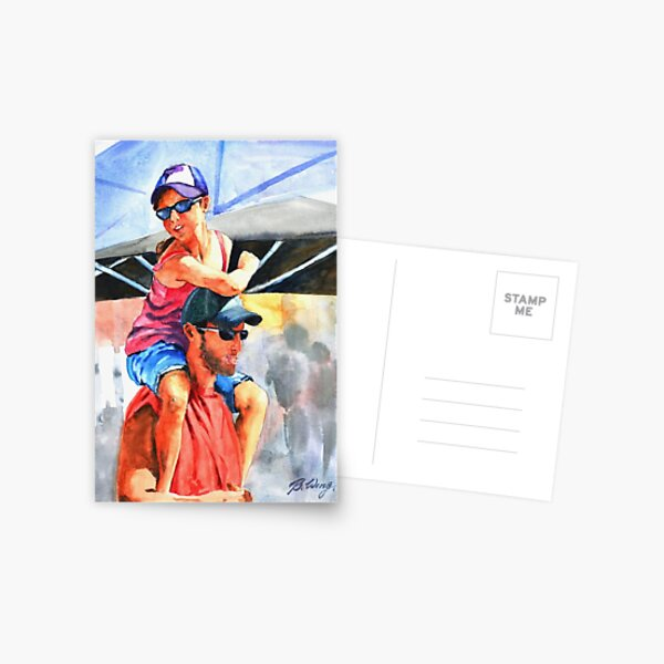 Bonding 1 Postcard