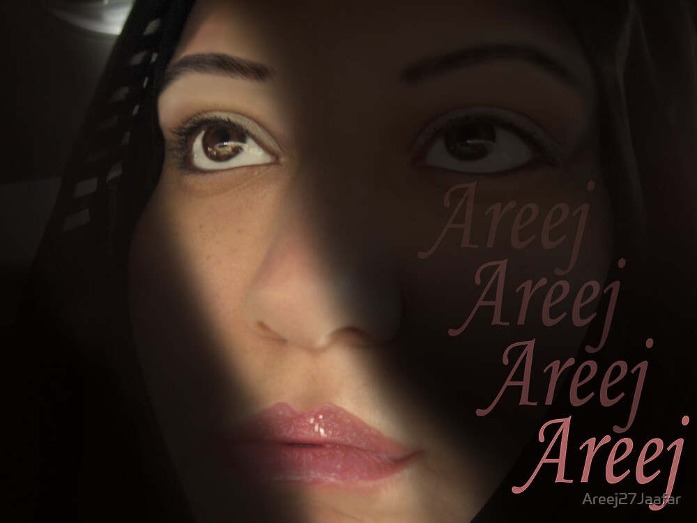 Areej in the Shadow by Areej27Jaafar