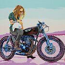 Rider by Carlos Solorza