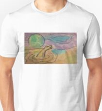 Beautiful Lock Ness Night T-Shirt