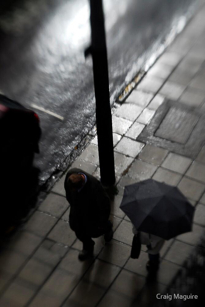 Glasgow Rain by Craig Maguire