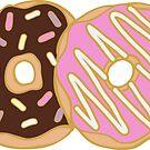 Double Donut by joannaseiter