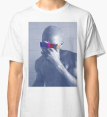 Blue Frank Censored Classic T-Shirt