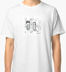 The Cartoon Portrait of Arnolfini Classic T-Shirt