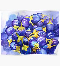 Purple abundance  Poster