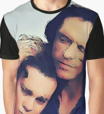 Johnny & Denny Graphic T-Shirt