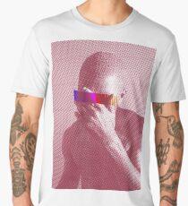 Red Frank Censored Men's Premium T-Shirt