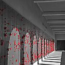 Roll of Honour - War Memorial - Canberra by GailD
