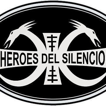 Heroes del Silencio by javigarma