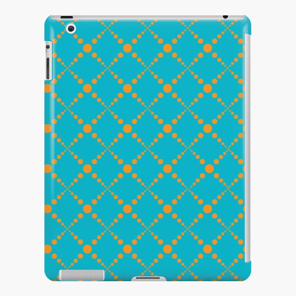 Orange Blasen iPad-Hülle & Skin