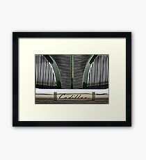 '39 Cadillac Framed Print