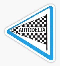 Autodelta DECAL Sticker