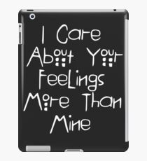 American Horror Story Quote iPad Case/Skin