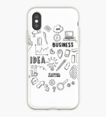 KNITTER iPhone Case