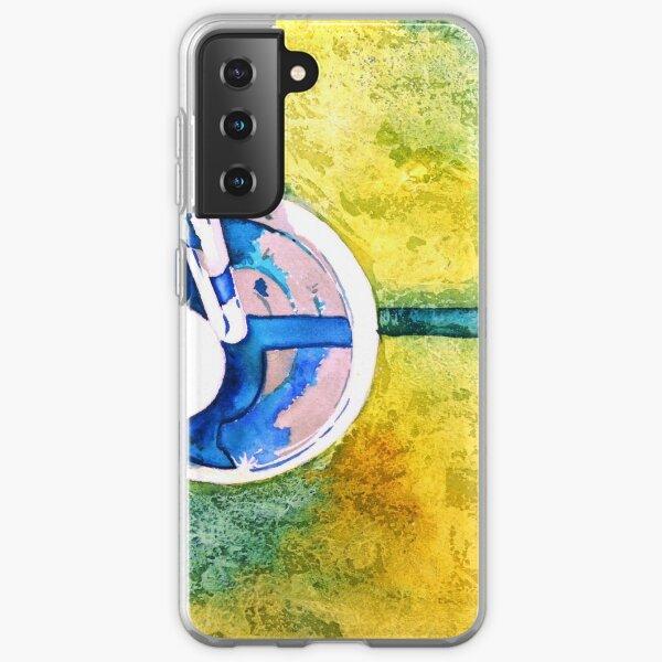 Golf series - Sweet moment Samsung Galaxy Soft Case