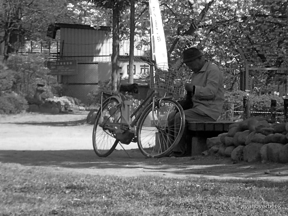 resting by jvanoverbeek
