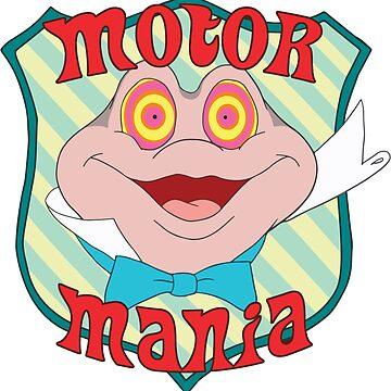 Sr. Toad - Motor Mania de ohlovelypop