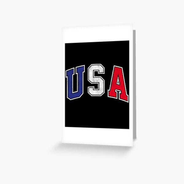 Estados Unidos Tarjetas de felicitación