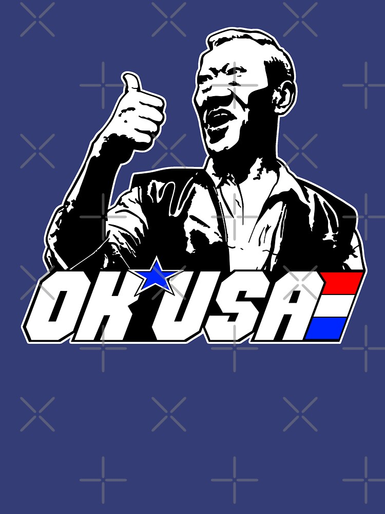 OK, USA! | Unisex T-Shirt