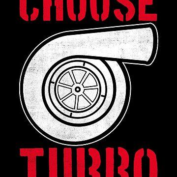 Choose Turbo by melvtec