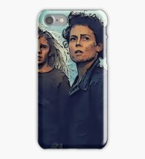 Ripley & Newt iPhone Case/Skin