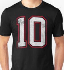 Number Ten 10 T-Shirt
