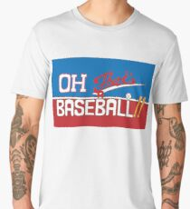 Oh! That's a Baseball!! JJBA Jojo's Bizarre Adventure Men's Premium T-Shirt