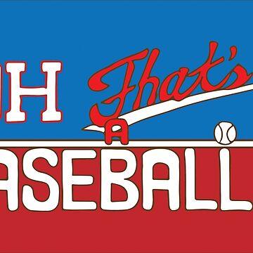 Oh! ¡Eso es una pelota de béisbol! JJBA Jojo's Bizarre Adventure de ohlovelypop