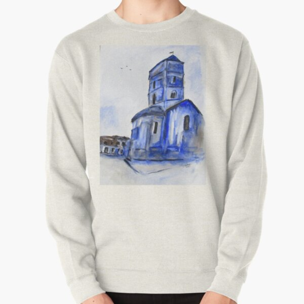 Once A Church Pullover Sweatshirt