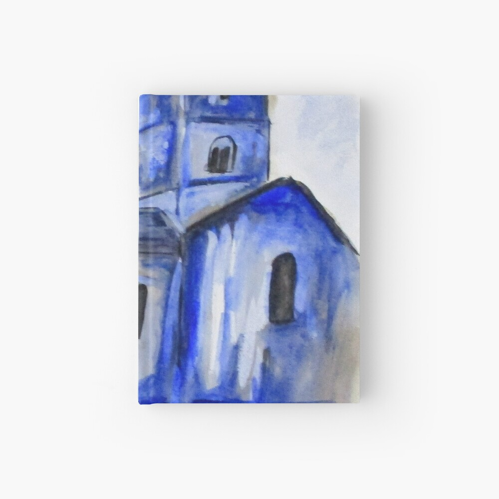 Once A Church Hardcover Journal