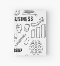 CREW CHIEF Hardcover Journal